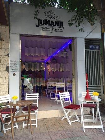 Jumanji Coffee & Games