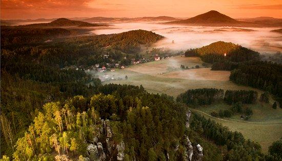 Bohemia, Czech Republic: České Švýcarsko