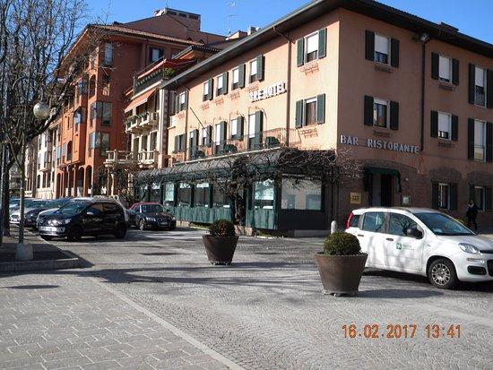 Sesto Calende, Italy: Tre re hotel