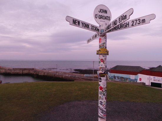 John O'Groats, UK: Fantastic place to stay, with friendly and helpful staff, I will definitely be back, stunning sc