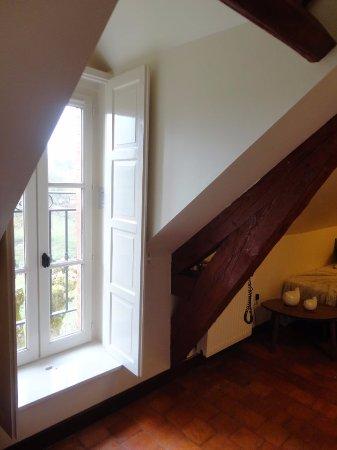Thury, France : chambres 1er étage