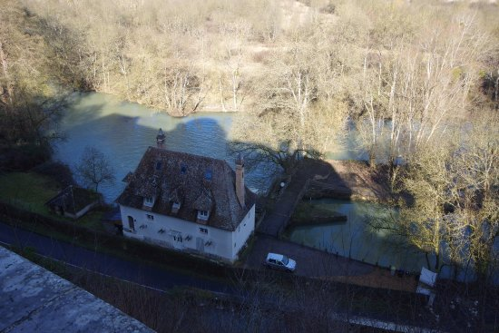Montbazon, France : une des vues de la Terrasse