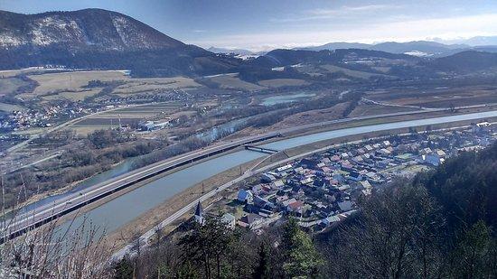Povazska Bystrica, Slovakia: výhľad