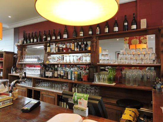 The Spice Room: Bar