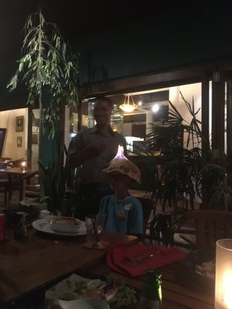 Papa's Limoncello Bali : Was a great evening with great food and friends