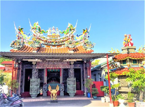 An Ping Chenghuan Temple