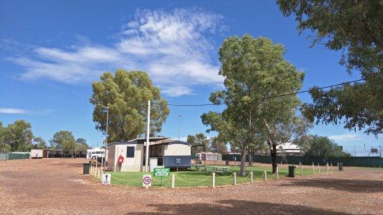 Laverton, أستراليا: Laverton Caravan Park