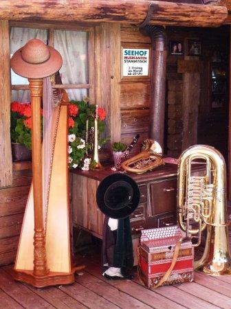 Hotel Seehof Herrsching: Musikstammtisch