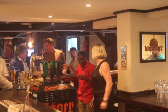 Westville, Южная Африка: Our revamped pub