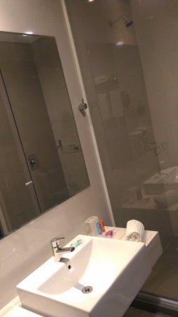 Sao Jose Dos Pinhais, PR: Banheiro