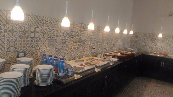 Sao Jose Dos Pinhais, PR: Café da manhã