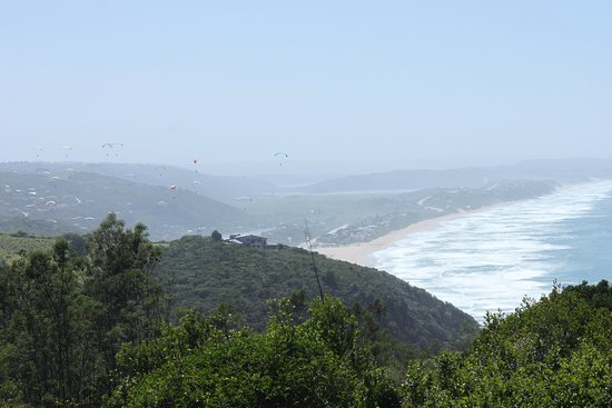 Paradise Cove Guesthouse: view of the beach at Wilderness