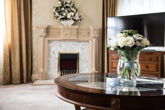 Bredbury Hall Hotel: Suite