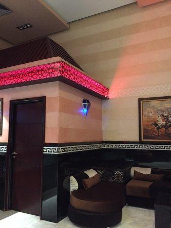 Hotel Almas: Reception