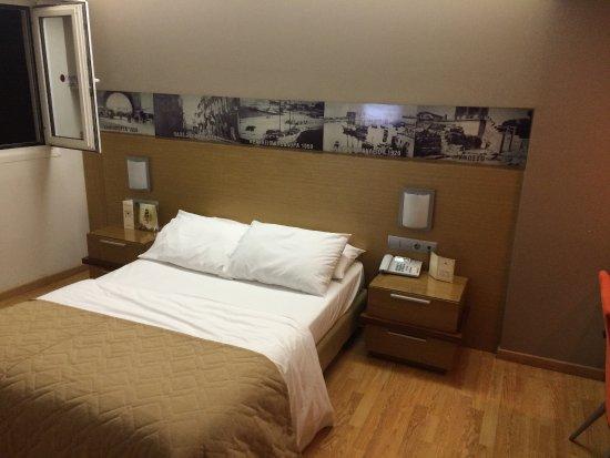 Capsis Astoria Heraklion Hotel: Εσωτερικό Δωμάτιο (όχι μπαλκόνι)