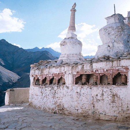 Lamayuru, Indien: Gompas (2)