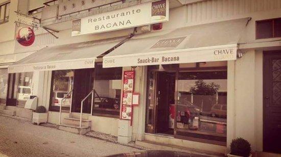 Sao Joao da Madeira, Portugal: Restaurante Bacana