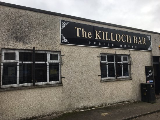 The Killoch Bar