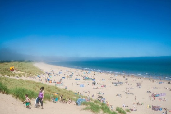 Summer Time in Curracloe