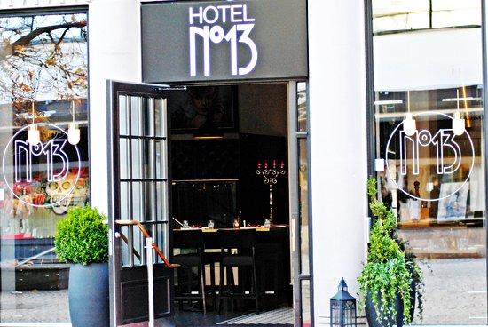 Hotel No 13