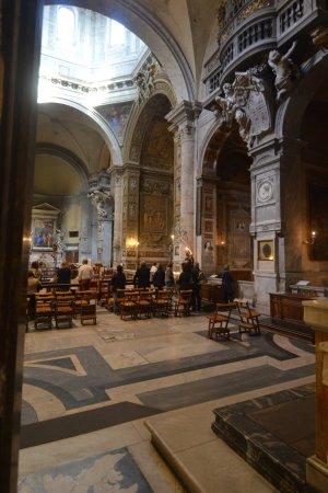 La chiesa da fuori picture of chiesa di santa maria del - Pitture da interno ...