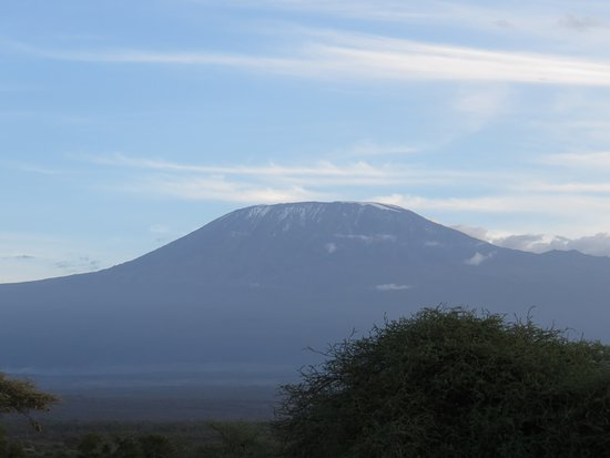 Tawi Lodge: Mount Kilimanjaro
