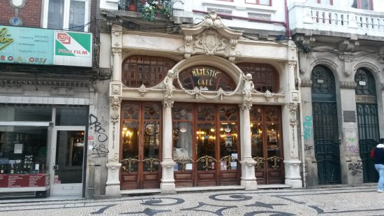 Hotel Grande Rio: Majestic Cafe