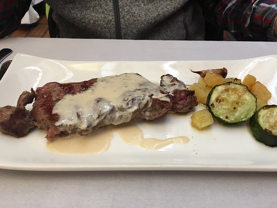 Barbastro, Spanyol: Excelente menú!!!👏👏👏