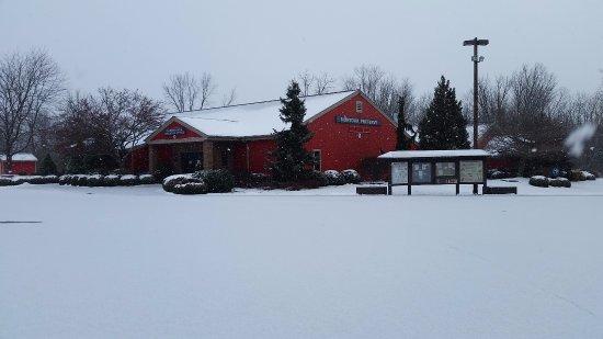 Danville, Pensilvania: Montour Preserve Visitors' Center / Environmental Education Center