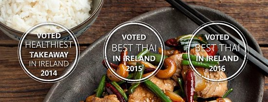 Blanchardstown, Ireland: Healthy food awards