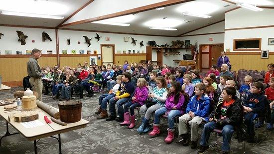 Danville, PA: Montour Preserve Maple Sugaring Presentation