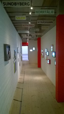 Nacka, Sweden: Exhibition