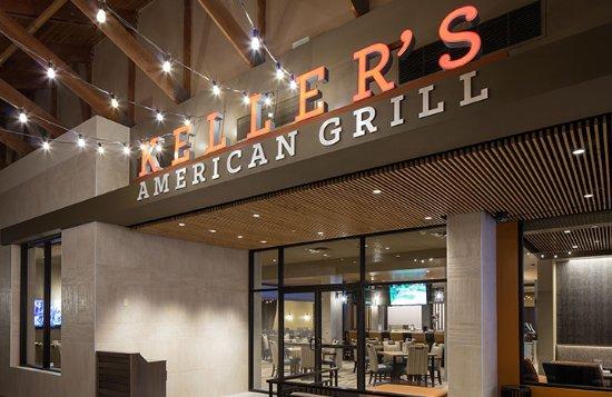 Bettendorf, IA: Keller's American Grill