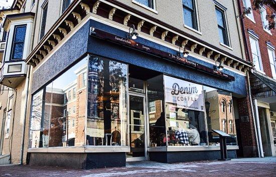 Denim Coffee 1 S Hanover St, Carlisle, Pa