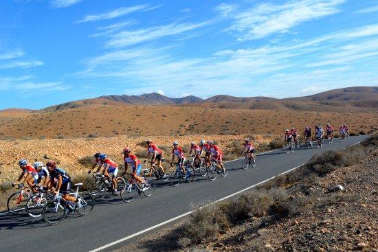Las Playitas, Spain: Routa en bicicleta por la isla