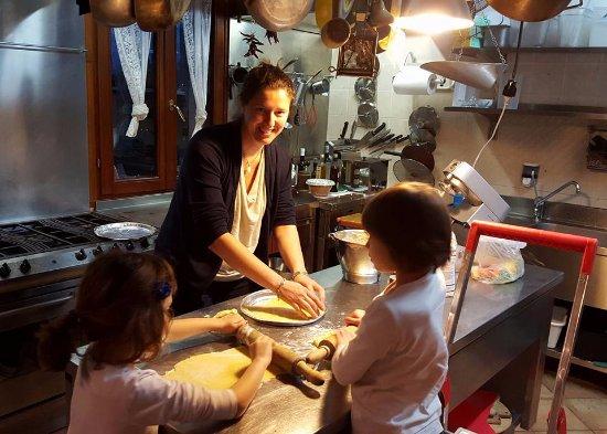 Musile di Piave, Italien: laboratori per bambini presso il countryhousesalome