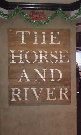Vanderbijlpark, Sudáfrica: Chrstmas at Horse and River
