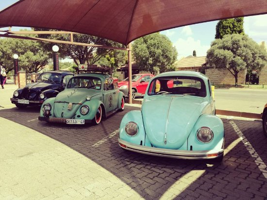 Vanderbijlpark, Sudáfrica: VW Beetles Breakfast Run 2017