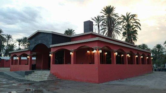 Hotel La Huerta San Ignacio Baja California Sur