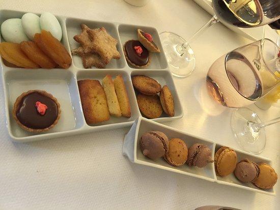 Dessert photo de le jardin gourmand auxerre tripadvisor for Jardin gourmand auxerre