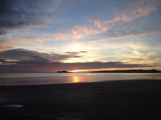Portmarnock, Ireland: Sonnenaufgang in Portmanock