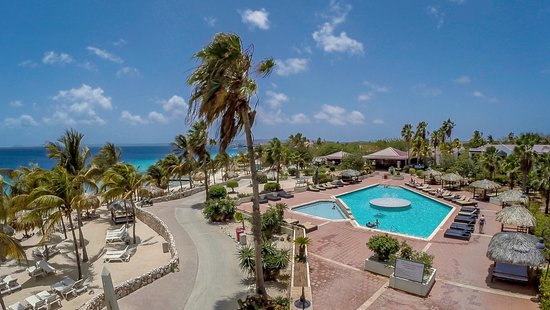 Toucan Diving Is Located At Plaza Beach Resort Bonaire