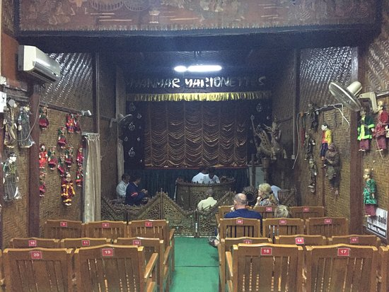 Mandalay Marionettes Theater : photo0.jpg
