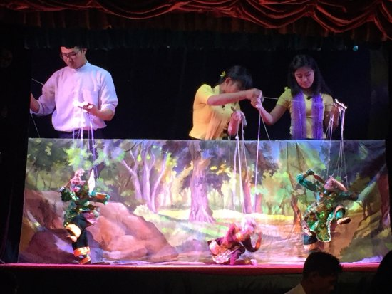 Mandalay Marionettes Theater : photo2.jpg