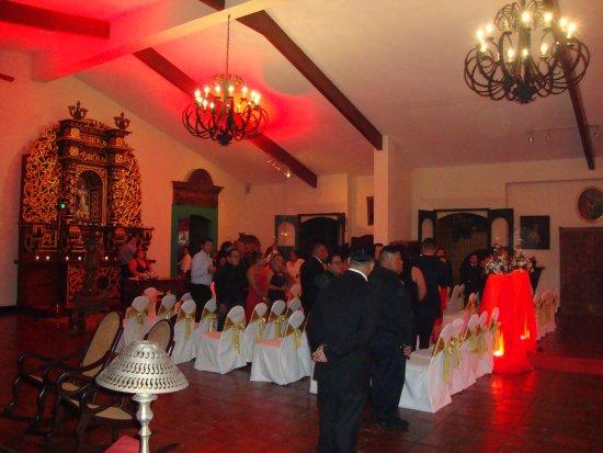 Hotel El Convento: Matrimonio in hotel