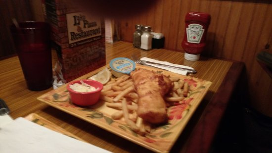 Webster, Μασαχουσέτη: Very delicious fish & chips!