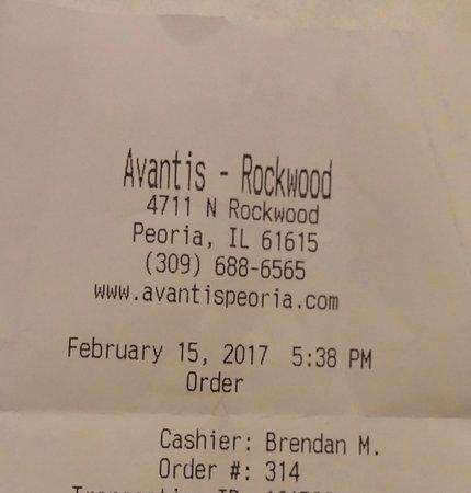 Peoria, IL: Order