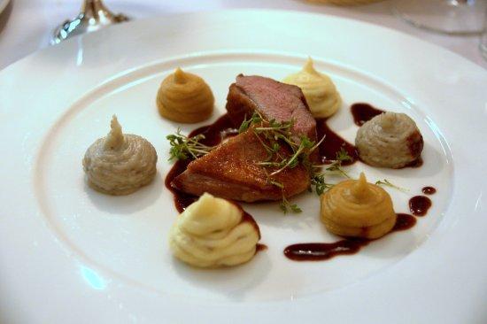 Znojmo, Repubblica Ceca: Degustační menu