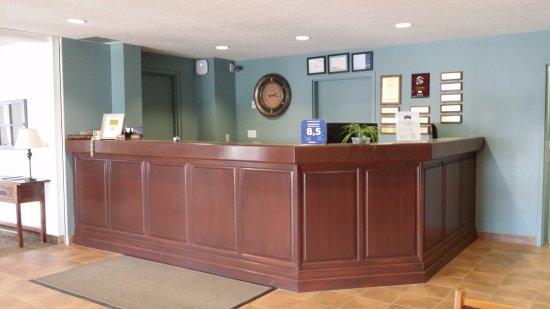 Edson, Canada: Main lobby