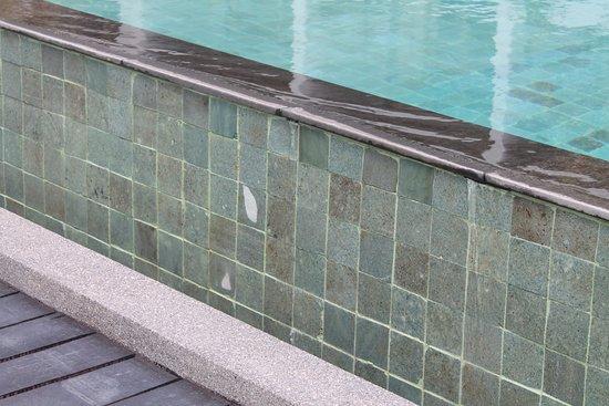 Khok Kloi, Thailand: Fuite piscine